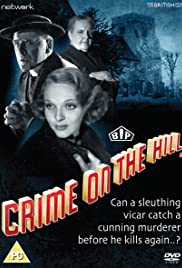Crime on the Hill Poster