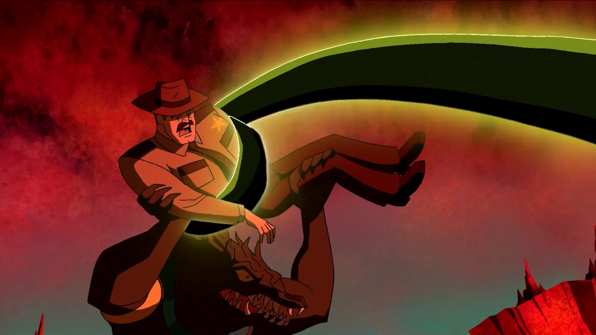 Patrick Warburton in Scooby-Doo! Mystery Incorporated (2010)