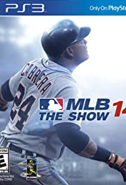 MLB 14: The Show Poster