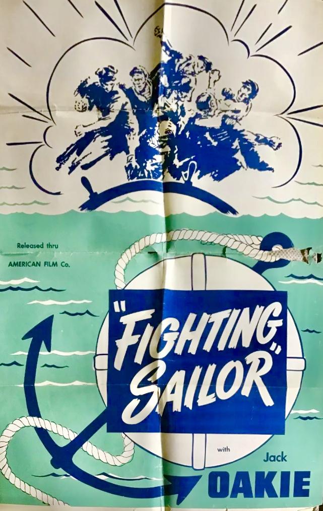 Sailor Be Good (1933)