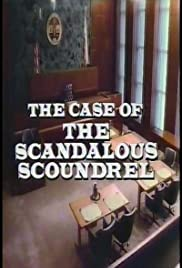 Perry Mason: The Case of the Scandalous Scoundrel (1987) Poster - Movie Forum, Cast, Reviews