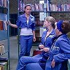 Kate del Castillo, Carmen Navarro, and Angelica Jaramillo in La Reina del Sur (2011)