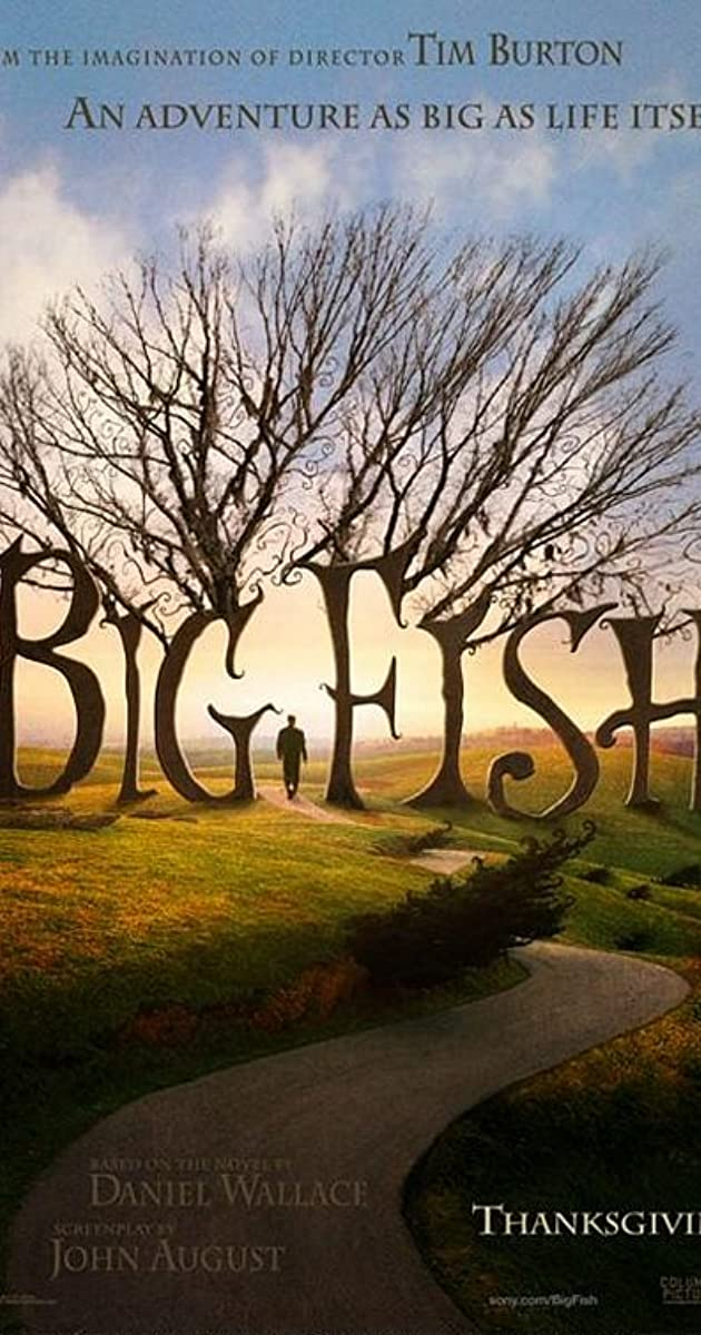 Subtitle of Big Fish
