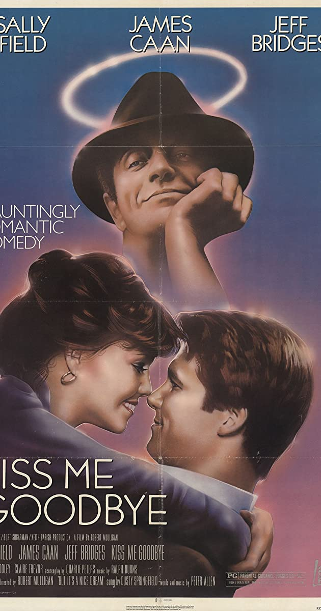 Subtitle of Kiss Me Goodbye