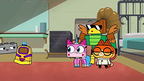 UNIKITTY: Safety First