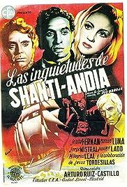 Las inquietudes de Shanti Andía Poster