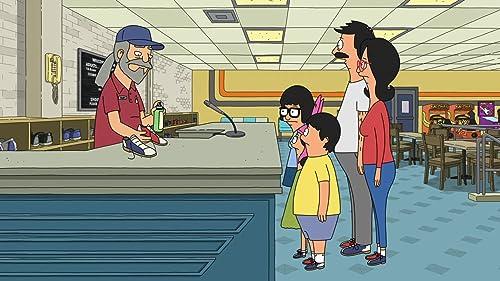 Bob's Burgers: Clem Clements Is The Bowling Lane Announcer