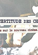 L'incertitude des choses