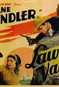 Lane Chandler, Richard Cramer, and Gertrude Messinger in Lawless Valley (1932)