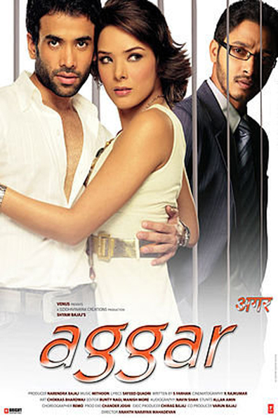 Aggar 2007 Hindi Movie 720p HDRip 700MB Download