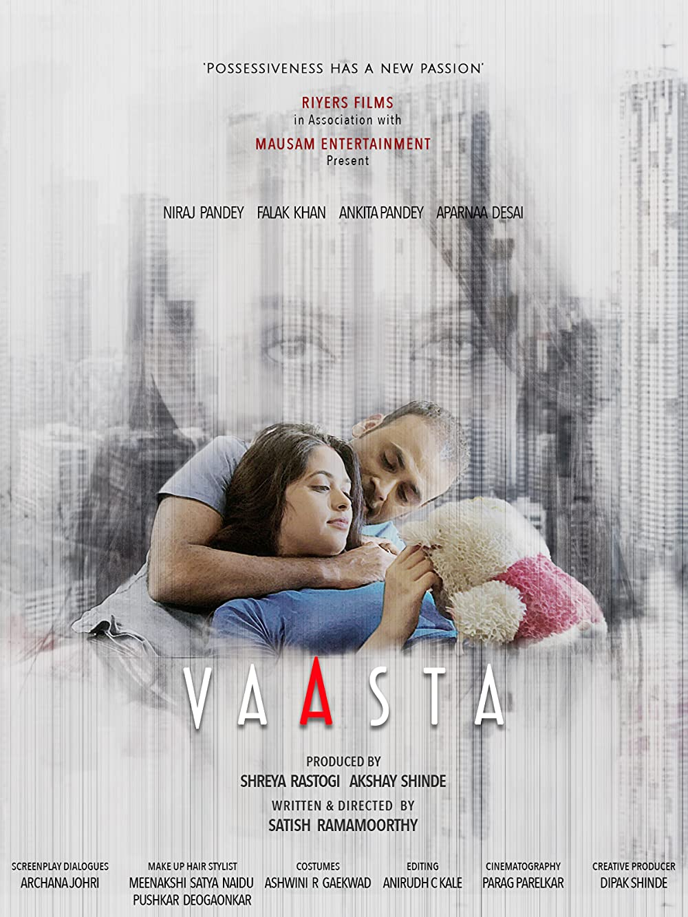 Vaasta 2021 Hindi Movie 480p AMZN HDRip ESub 234MB Download
