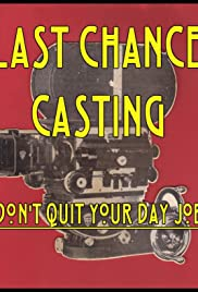 Last Chance Casting Poster