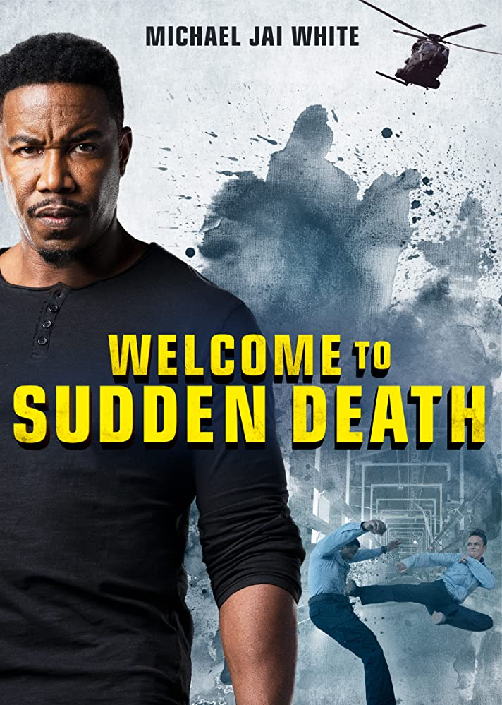 Welcome to Sudden Death 2020 English 720p HDRip 800MB Download