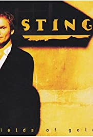 Sting: Fields of Gold Poster