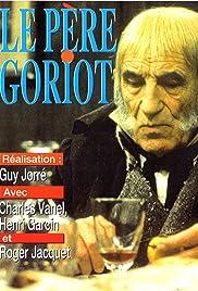 Le père Goriot Poster