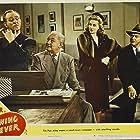 William Gargan, Kay Kyser, and Marilyn Maxwell in Swing Fever (1943)