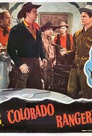 Colorado Ranger Poster