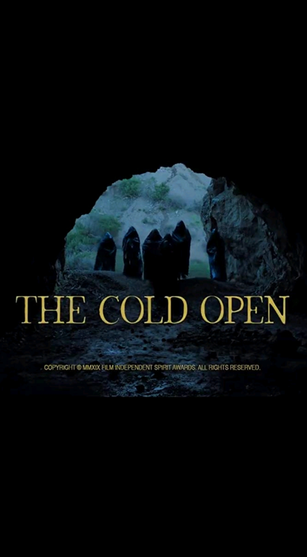 The Cold Open (TV Short 2019) - IMDb