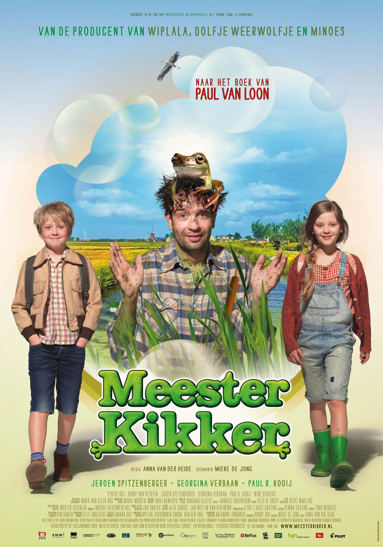 Film Meester Kikker Streaming Complet - Sita vit avec sa maman Cécile, qui est vétérinaire. Sita aime l'école, surtout grâce à...