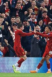 Group E: Liverpool vs. Red Bull Salzburg Poster