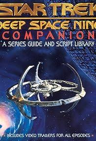 Primary photo for Star Trek: Deep Space Nine Companion