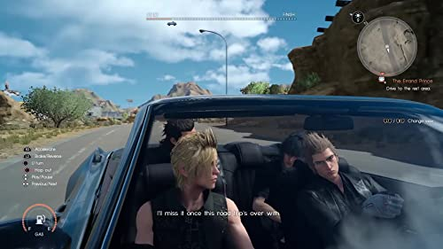 Final Fantasy XV: Appeals Story