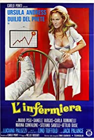 L'infermiera (1979) Poster - Movie Forum, Cast, Reviews