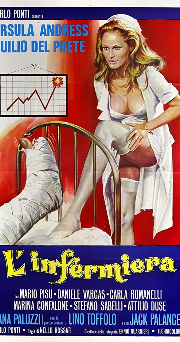 The sensuous nurse (1975)