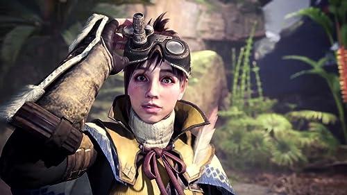 Monster Hunter World: Iceborne: Gameplay Reveal Trailer