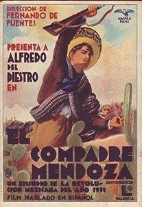 El compadre Mendoza Mexico