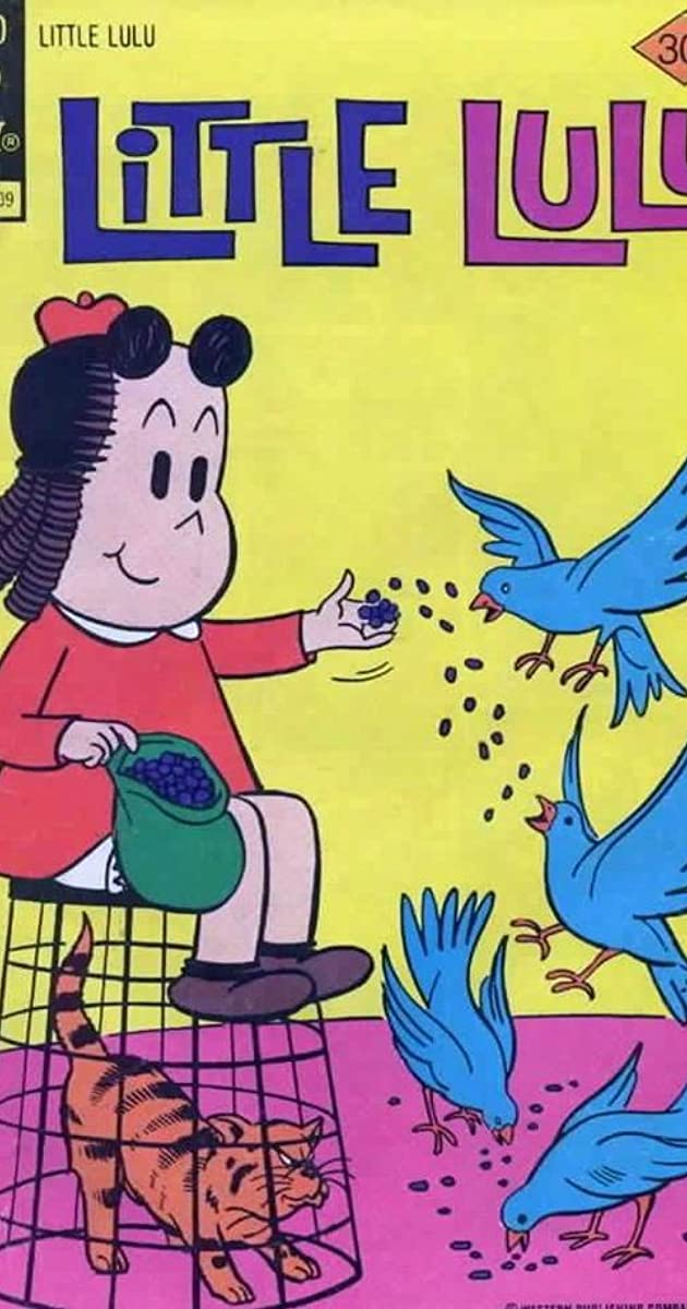 Little Lulu To Chicchai Nakama Tv Series 1976 1977 Imdb