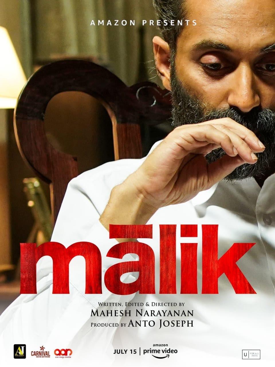 Malik (2021) Hindi Dubbed