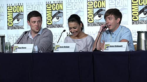Glee: Cc 2012 Panel 3 Songs