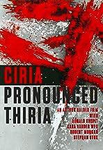 Ciria, Pronounced Thiria