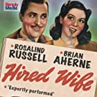 Brian Aherne, Robert Benchley, Virginia Bruce, John Carroll, and Rosalind Russell in Hired Wife (1940)