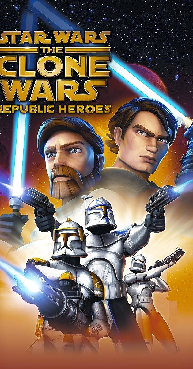 Star Wars: The Clone Wars - Republic Heroes (Video Game 2009) - IMDb