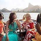 Mel Lisboa, Larissa Nunes, Pathy Dejesus, and Maria Casadevall in Coisa Mais Linda (2019)