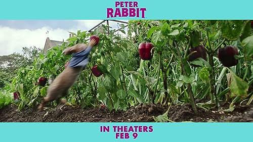 Peter Rabbit TV Spot