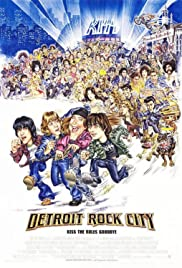 Detroit Rock City: Look Into the Sun - Behind the Scenes of 'Detroit Rock City' Poster
