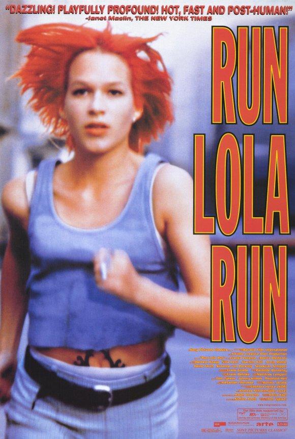 Franka Potente in Lola rennt (1998)