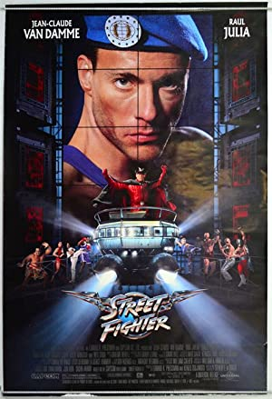 Street Fighter movie, song and  lyrics