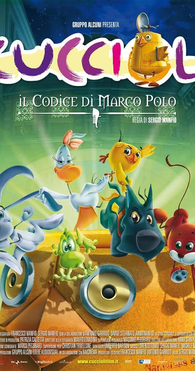 Žvėrelių būrys: Marko Polo kodas