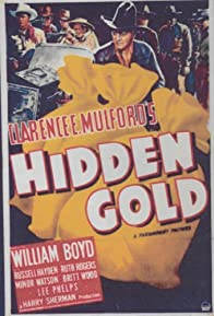 Primary photo for Hidden Gold