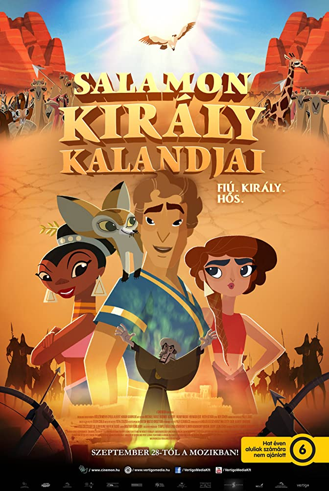 The Legend of King Soloman Movie Poster