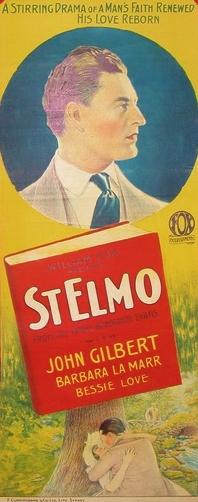 John Gilbert in St. Elmo (1923)