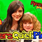 Isabelle Fuhrman and Piper Reese in Piper's QUICK Picks (2010)