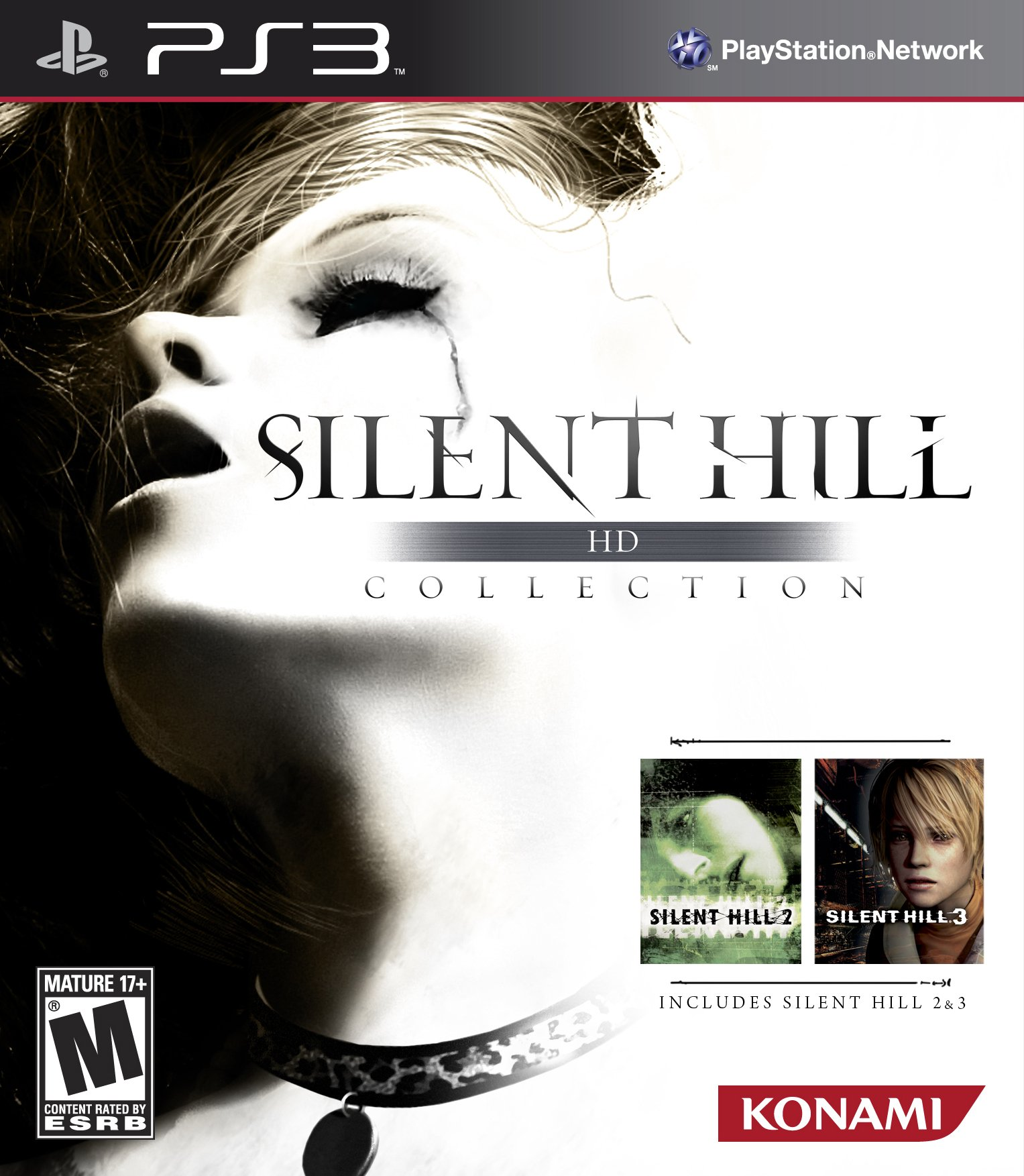 silent hill 3 ps2 capa