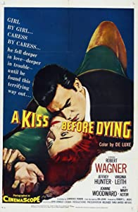 MP4 movies trailers download A Kiss Before Dying [1280p]