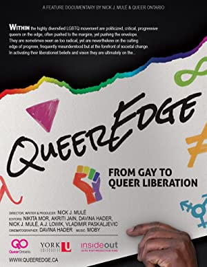 QueerEdge: From Gay to Queer Liberation