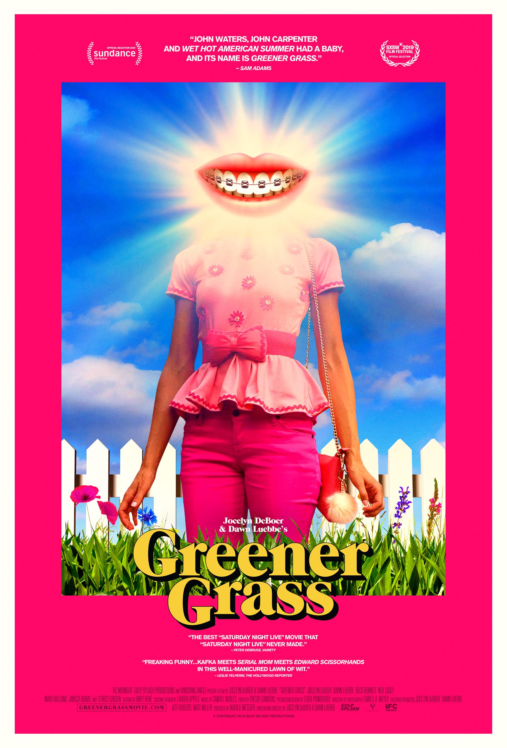 the grass is always greener movie